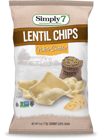 lentil seasalt chips