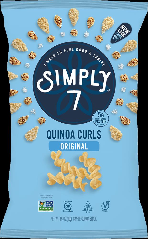 Original Quinoa Curls