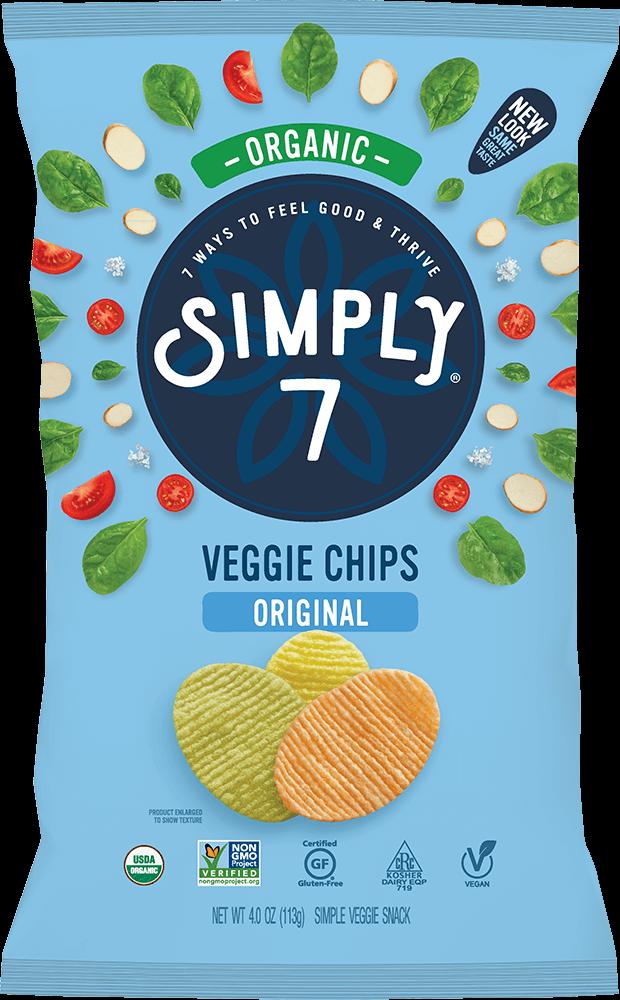 Original Organic Veggie Chips