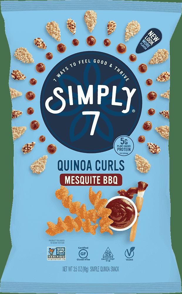 Mesquite BBQ Quinoa Curls