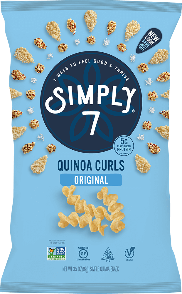 Original Quinoa Curls