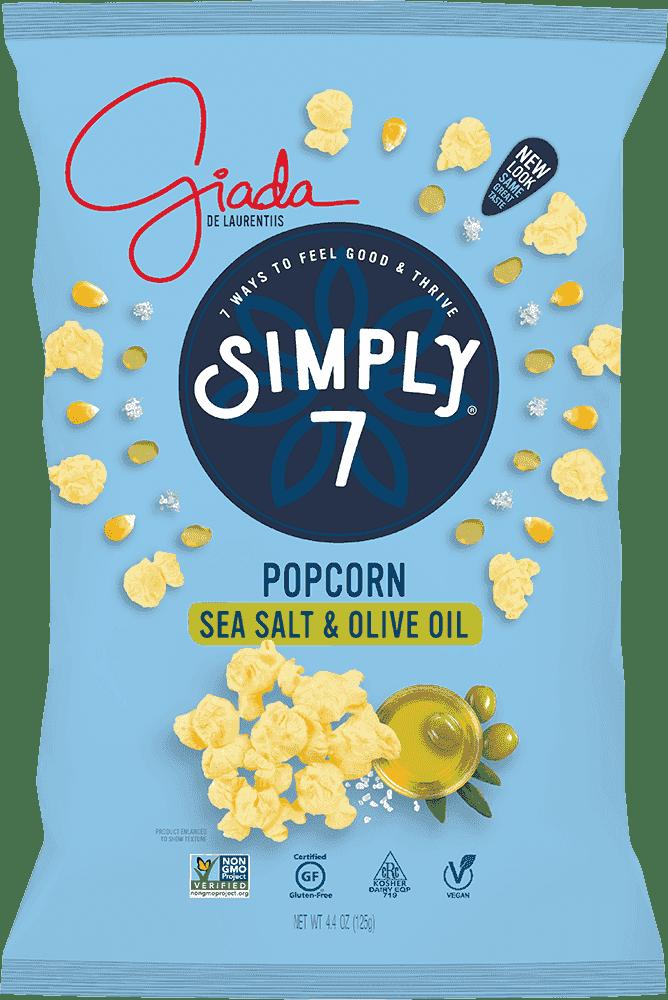 Sea Salt & Olive Oil