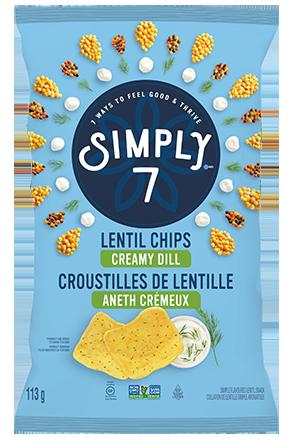 Lentil Creamy Dill
