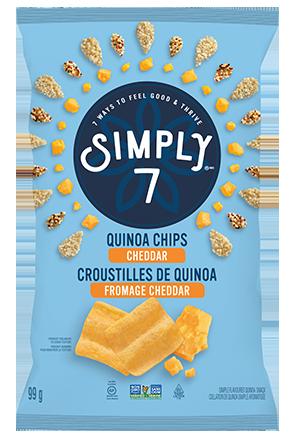 Quinoa Cheddar