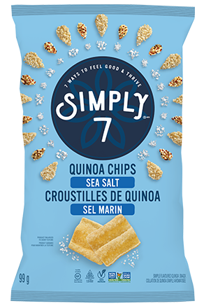 Quinoa Sea Salt